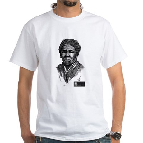 Harriet Tubman White T-Shirt