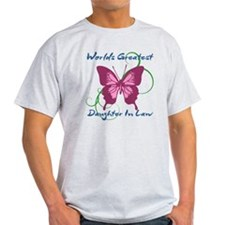 World's Greatest Daughter-In-Law T-Shirt