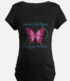 World's Greatest Daughter-I T-Shirt