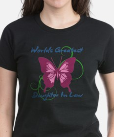 World's Greatest Daughter-In- Tee