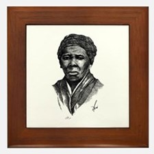 Harriet Tubman Framed Tile