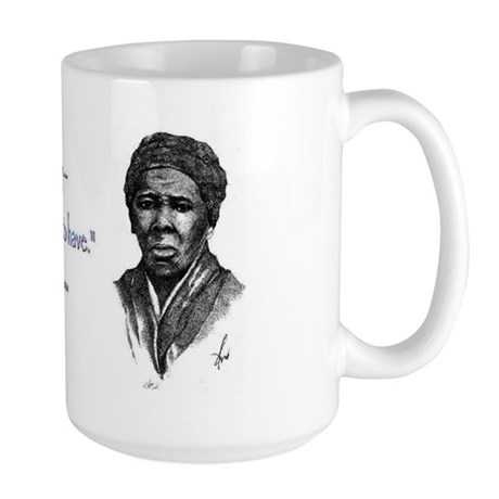 Harriet Tubman Large Mug