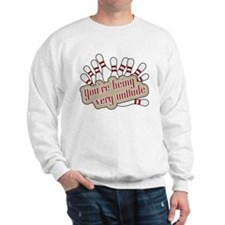 The Big Lebowski Undude Sweatshirt
