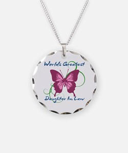 World's Greatest Daughter-In Necklace