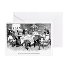 Collecting the Usual Greeting Cards (Pk of 10)