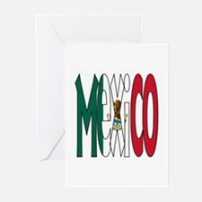 Mexico Greeting Cards (Pk of 10)