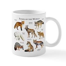 Foxes of the World Mug