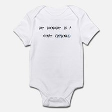 Mommy is a Copy Editor Infant Bodysuit