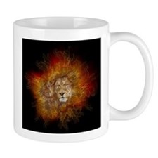 Cute Lion of judah Mug