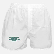 Old Copy Editors Never Die Boxer Shorts