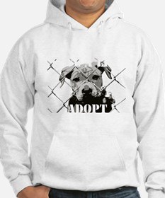 Funny Adopt shelter animals Hoodie