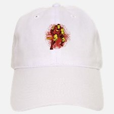 Iron Man Fist Baseball Baseball Cap