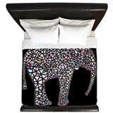 Elephant King Duvet Covers