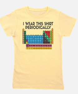 Periodically Girl's Tee
