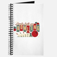 The Big Lebowski Bowling Journal
