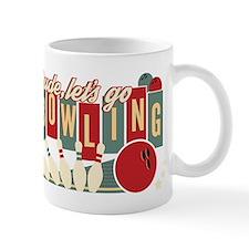 The Big Lebowski Bowling Mugs