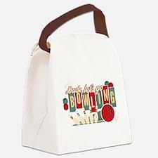 The Big Lebowski Bowling Canvas Lunch Bag