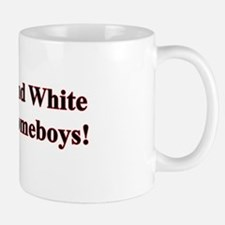 Strunk and White Homeboys Mug