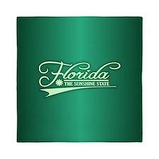 Florida State of Mine Queen Duvet