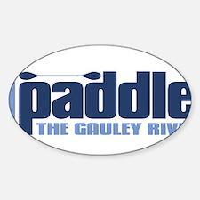 Cute Gauley river Decal