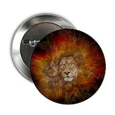 "Cute Lion judah 2.25"" Button (10 pack)"