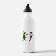 goofy clown Water Bottle