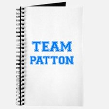 TEAM PATTON Journal