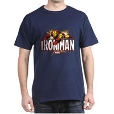 Iron Man Flying T-Shirt