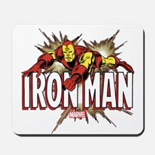 Iron Man Flying Mousepad