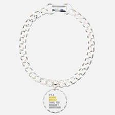 Marine Biology Thing Bracelet