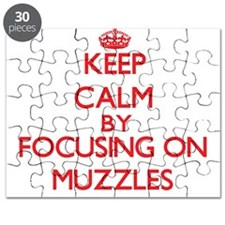 Keep Calm by focusing on Muzzles Puzzle