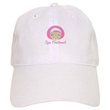 Spa Treatment Baseball Baseball Cap