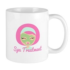 Spa Treatment Mugs