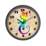 Reptile Wall Clocks