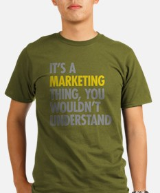 Marketing Thing T-Shirt