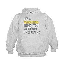 Marketing Thing Hoodie