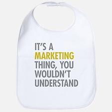 Marketing Thing Bib
