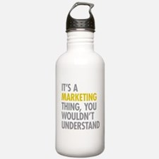 Marketing Thing Water Bottle