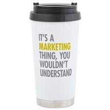 Marketing Thing Thermos Mug