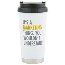 Marketing Thing Travel Mug