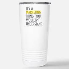 Marketing Thing Travel Mug