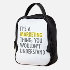 Marketing Thing Neoprene Lunch Bag