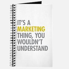 Marketing Thing Journal