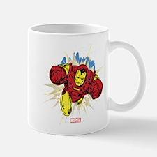 Grunge Iron Man Mug