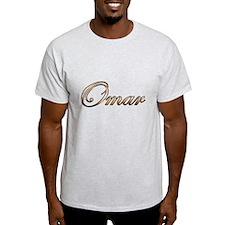 Gold Omar T-Shirt
