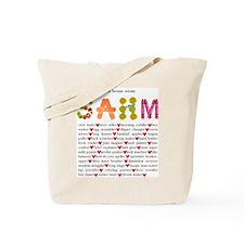SAHM Tote Bag