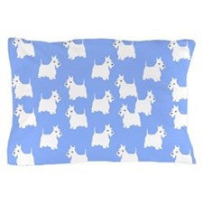 West Highland Terriers Pillow Case