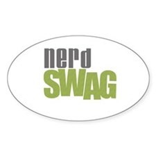 NERD SWAG Decal