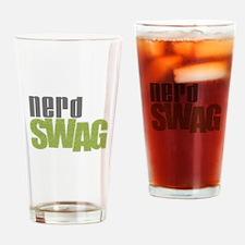 NERD SWAG Drinking Glass