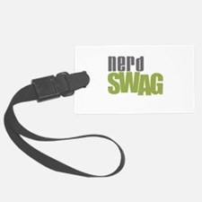 NERD SWAG Luggage Tag